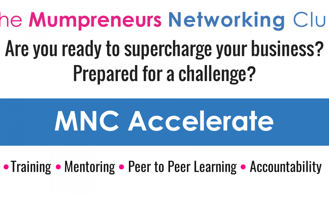 Why Accelerate ? How to supercharge your business !